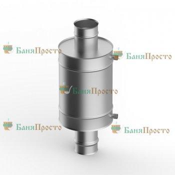 Теплообменник диаметром 600 мм Кожухотрубный испаритель WTK DCE 1133 Королёв